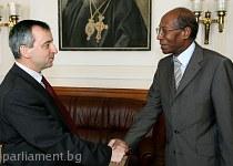 Срещи на председателя на Народното събрание Георги Пирински с посланици