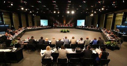 Председателят на Народното събрание Михаил Миков закри 41-то пленарно заседание на Генералната асамблея на ПАЧИС, парламентът на Грузия пое ротационното председателство на Асамблеята